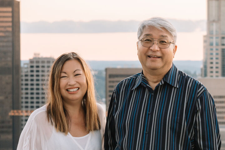 Irma and  Lio Suntay, Brokers in Seattle, Windermere