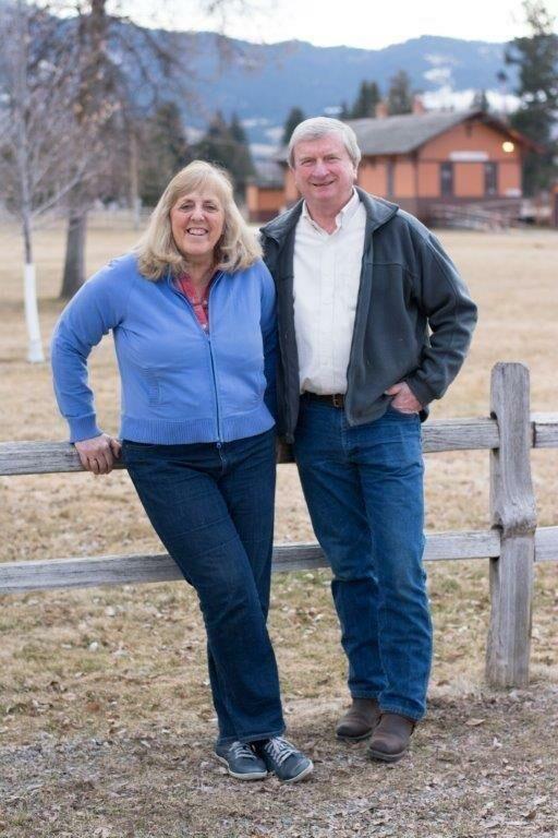 Doug and Rosemary Harrison , Realtor® in Missoula, Windermere