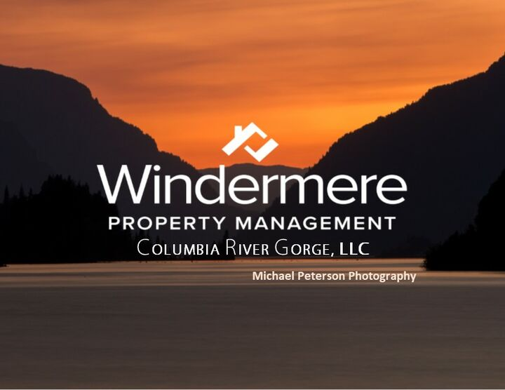 Property Management- Gorge, The Dalles, Windermere